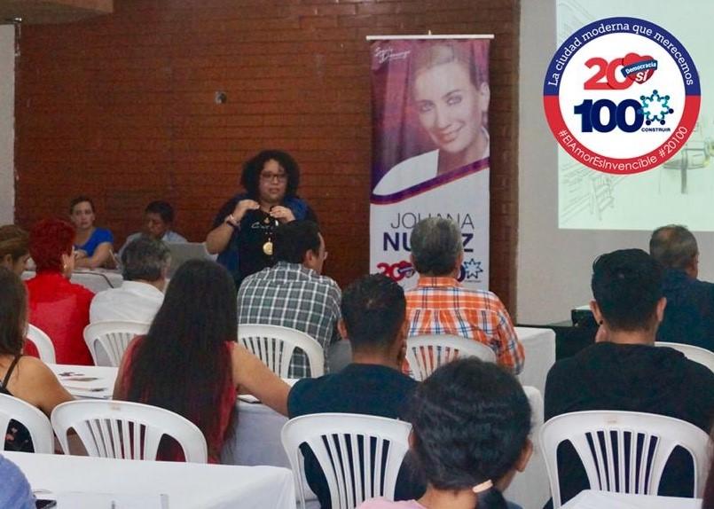 Johanna del Carmen Acosta Chico