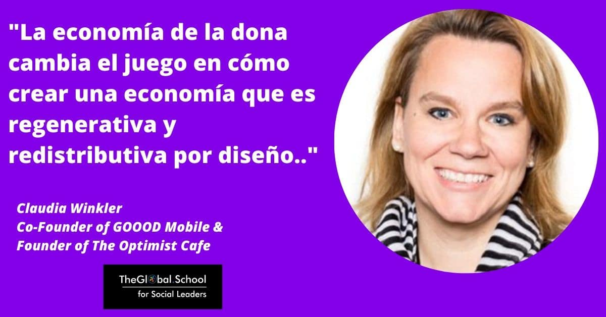 Economía de la Dona Claudia Winkler