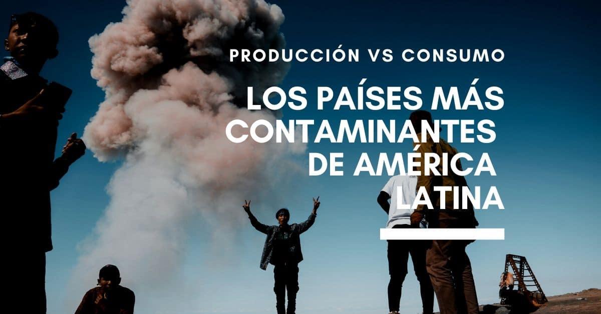 Contaminantes de América Latina