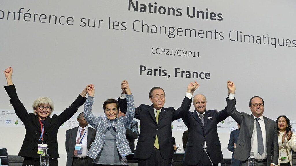 Carta a la humanidad desde 2100. Acuerdo de Paris